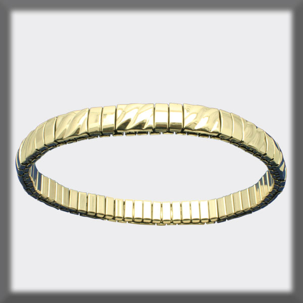 EXTENDABLE BRACELET IN STAINLESS STEEL